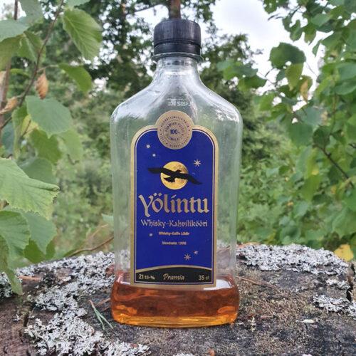 Pramia Yölintu Whiskey & Coffee Liqueur (21%)